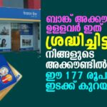 Federal Bank Account holders Must Watch