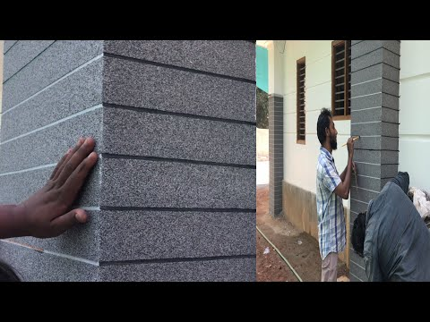 How to make stone texture design home
