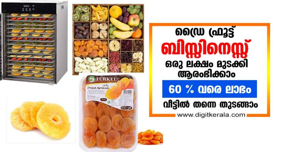 How to start Dry fruit business with low investment in Kerala