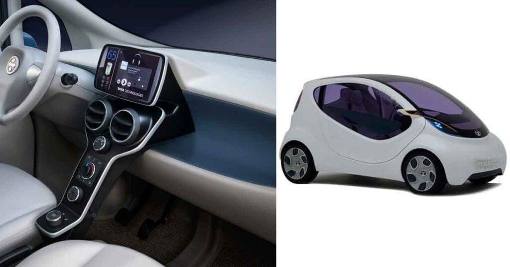 Tata pixel Car price 2lakh   Tata pixel review
