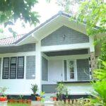 Low budget house plan in Kerala