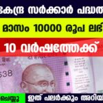 Need 10000 as pension per month