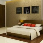 bedroom design in Kerala style-low cost