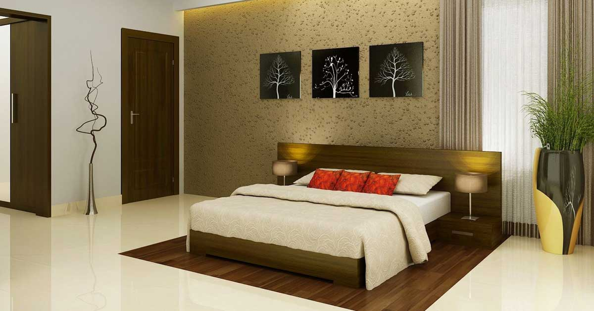 bedroom design in Kerala style-low cost