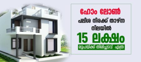 home loan low rate of interest bank in Kerala