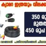Wholesale price cctv & security accessories