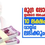 How to apply for the Mudra loan?