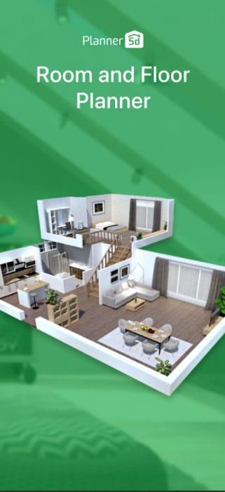 Planner 5D: Home Interior Design & Room sketchup