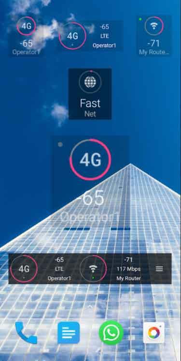 Signal Strength app digitkerala