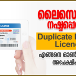 This is how you can apply for duplicate driving license in Kerala!