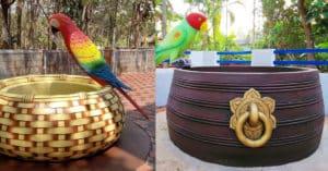 garden well design low cost in kerala