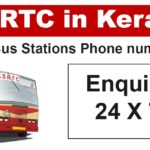 KSRTC in Kerala, All Bus Stations Phone number, email-id - Enquiry 24 X 7